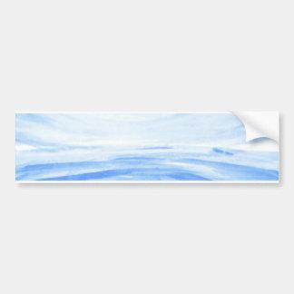 Winter Dawn Bumper Sticker