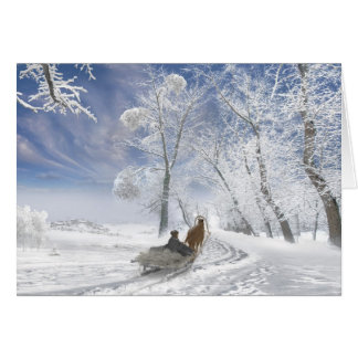 Winter Day Card