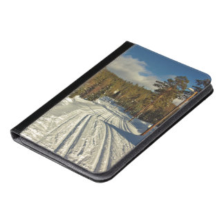 Winter day in Sweden iPad Mini Case
