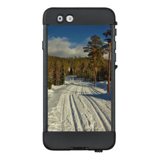 Winter day in Sweden LifeProof NÜÜD iPhone 6 Case