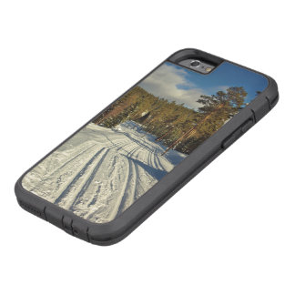 Winter day in Sweden Tough Xtreme iPhone 6 Case