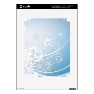 Winter Decal For iPad 3