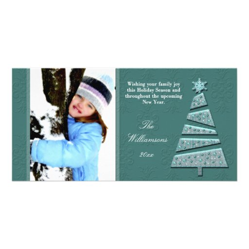 Winter Delight Picture Card