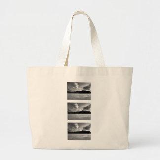 Winter Drama Tote Bag