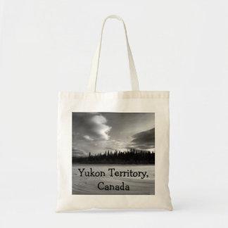 Winter Drama; Yukon Territory, Canada Bag
