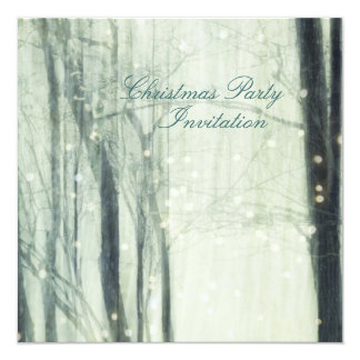 Winter Dream -  Christmas Party Invitation