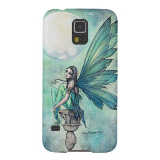Winter Dream Fairy Fantasy Art Illustration Galaxy S5 Cover