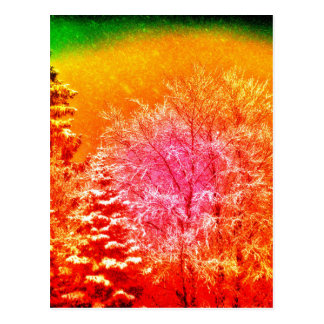winter dream postales