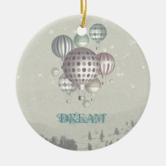Winter Dreamflight Christmas Ornament