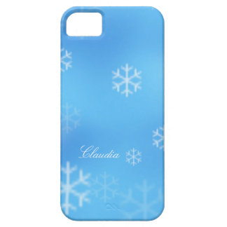 Winter Dreams 1 - Claudia - customize it - iPhone 5 Cover