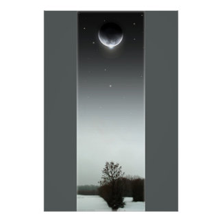 Winter Eclipse III Posters