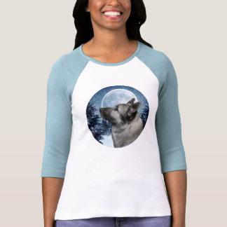 Winter Elkhound Shirt