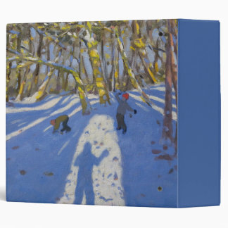 Winter Elvaston Castle 2008 Binder