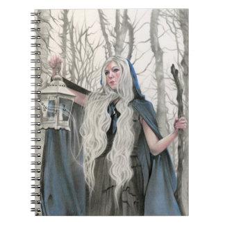 Winter Elve Notebook