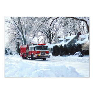 Winter Emergency Card