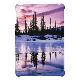 Winter Evening Freeze Case For The iPad Mini