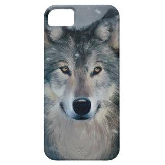 Winter Eyes iPhone SE/5/5s Case