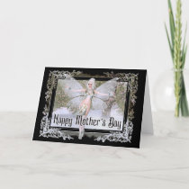 Winter Faerie - Fantasy Mother's Day Card