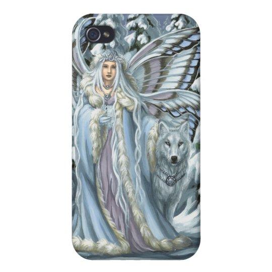 Winter Fairy iPhone4 Case