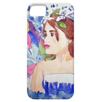 Winter Fairy iPhone 5 cover
