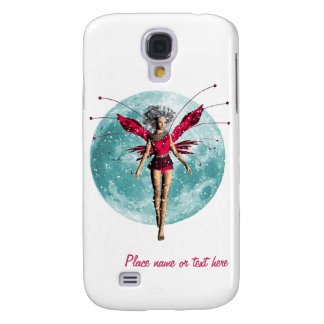 Winter fairy moon Samsung galaxy S4 case