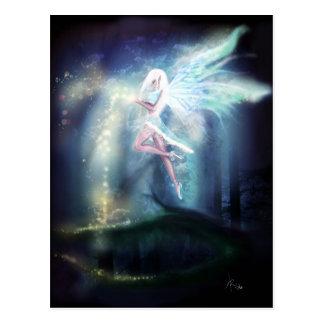 Winter Fairy Postcard, Customize It!