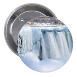 Winter Falls Buttons