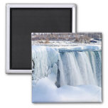 Winter Falls Magnet
