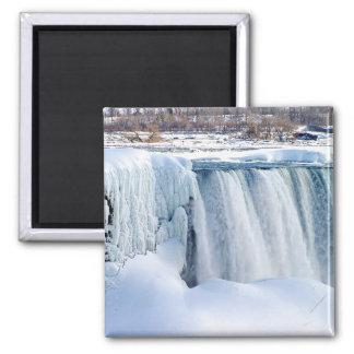 Winter Falls Magnet