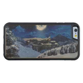 Winter Fantasy Carved® Maple iPhone 6 Bumper