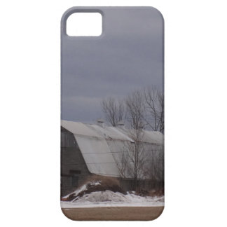 Winter Farm Land iPhone SE/5/5s Case