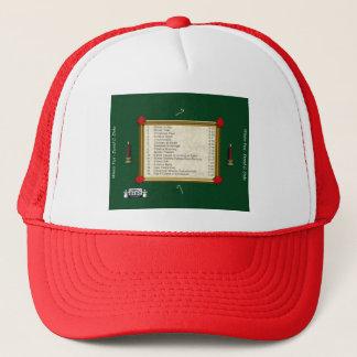 Winter Fest Back Cover Trucker Hat