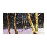 Winter Fine Art Stretched Canvas Prints