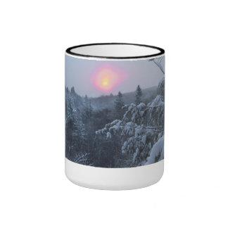 WInter Flame Coffee Mug