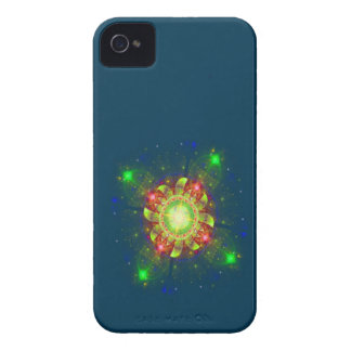 Winter flower iPhone case