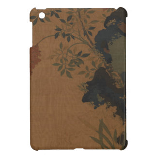 Winter Flowers - Chinese (Ming Dynasty) iPad Mini Cover