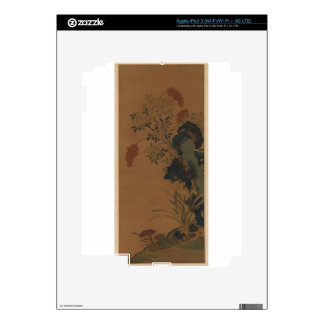 Winter Flowers - Chinese (Ming Dynasty) Skin For iPad 3