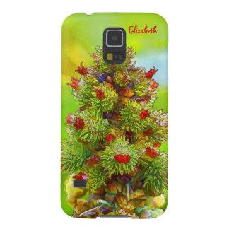Winter Flowers In Tiberias, Israel Phone Case