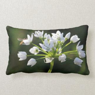 Winter Flowers In Tiberias, Israel Pillow