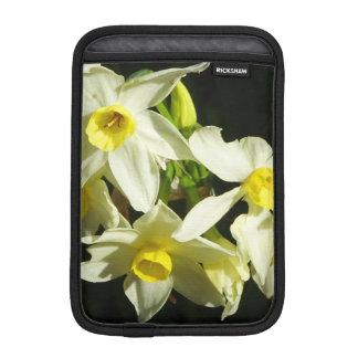 Winter Flowers iPad Mini Sleeve