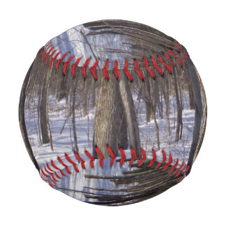 Winter Forest Baseball