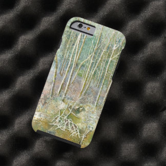 winter forest tough iPhone 6 case