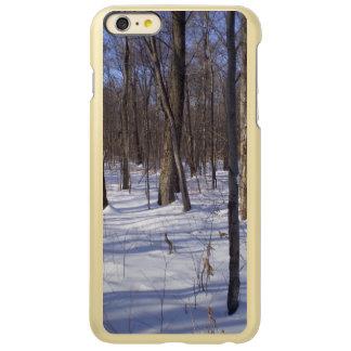 Winter Forest Incipio Feather Shine iPhone 6 Plus Case