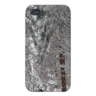 Winter Forest iPhone 4/4S Covers