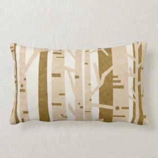 Winter Forest Lumbar Pillow