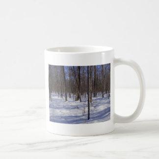 Winter Forest Mugs