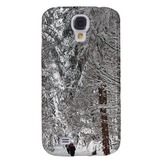 Winter Forest Samsung S4 Case