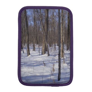 Winter Forest Sleeve For iPad Mini