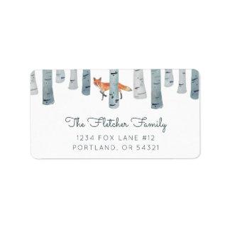 Winter Fox Label