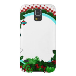 Winter Frame Galaxy S5 Cases